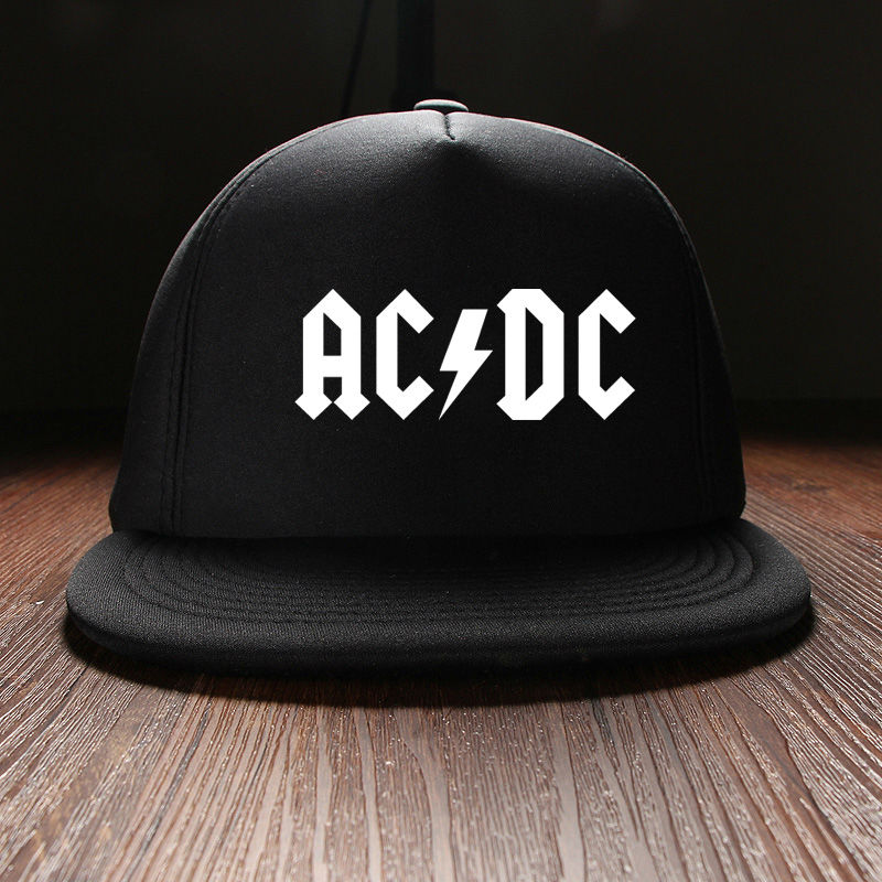 1a55f9e7b24 2017 New Design Punk Winter Unisex Various Hip Hop Style Print ACDC Rock  Band Mens Hats