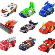 Горячая Дисней Pixar тачки 3 детская игрушка Молния Маккуин 1:55 Высокое Качество Сплав Автомобили мультфильм подарки мальчик игрушки редкая коллекция