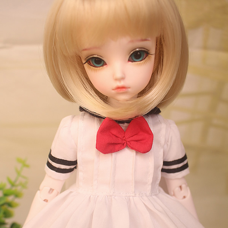 Top Quality 1 6 BJD Doll BJD SD Fashion Cute Irenes Resin Doll Model With Eyes