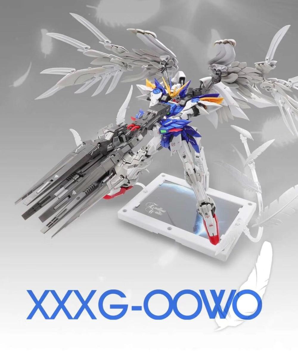 Modell Herz Gundam modell MG 1/100 XXXG 00W0 Flügel gundam Mobile Suit kinder spielzeug-in Action & Spielfiguren aus Spielzeug und Hobbys bei  Gruppe 2