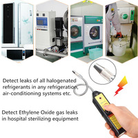 Refrigerant Leak Detector HVAC Checker for Halogen R134a R410a R22a Air Condition M25