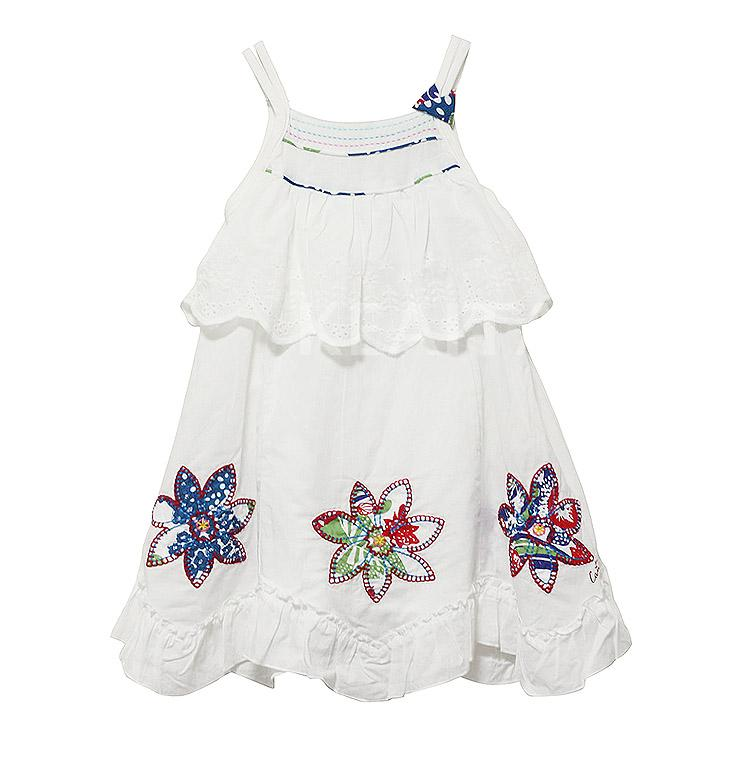 catimini girls dresses summer 2017 baby girl print child sleeveless dress brand girls clothing 10%OFF catimini girls t shirt 04 25