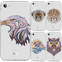 Phone Case For Lenovo Zuk Z2 Lenovo Z2 Plus 5 inch Cute Cartoon High Quality Painted Frosted TPU Soft Silicone Back Cover Shell