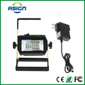 Recarregável Levou Holofote Portátil 36 LEDs Holofote Gramado Lâmpada Ao Ar Livre Luz de Acampamento de Energia Móvel de 4*18650 Baterias