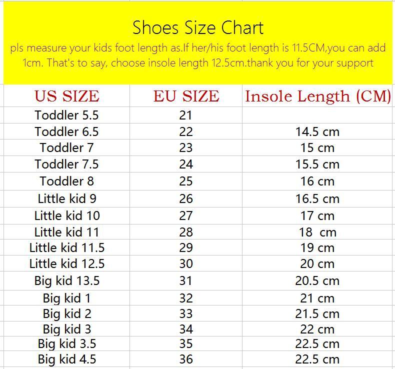 Tênis de Corrida ao ar Crianças Sapatos Hook & Loop