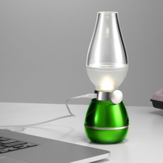 Creative Innovative Kerosene Oil Lamp Design with Dimmer Key ...