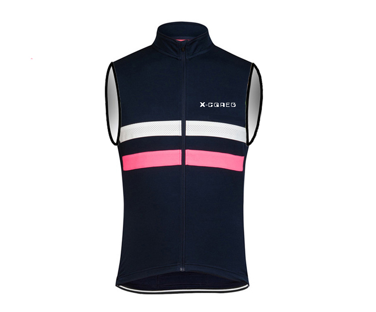 2018 New X-CQREG Breathable Cycling Vest Summer Racing Bicycle Clothing Maillot Ciclismo Sportwear MTB Sleeveless Bike Jersey