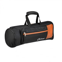 MoonEmbassy 600D Waterproof Trumpet Gig Bag Oxford Cloth Brass Instrument Case Accessories