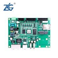 Für ZLG Zhiyuan elektronische IoT-9608I-L industrielle Internet der dinge daten sammler controller Linux system