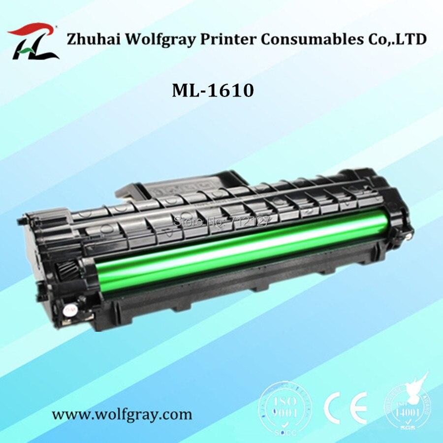 1PK kompatybilny toner kaseta dla Samsung ML-1610 ml1610 dla Samsung 1610 1615 2010 drukarki