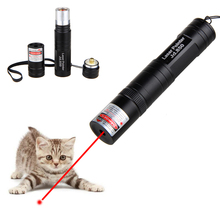 Professional Red Light Sight Powerful Laser Pointer Pen 5mW 650NM Burning Match Visible Beam Presenter Remote Hunting Lazer