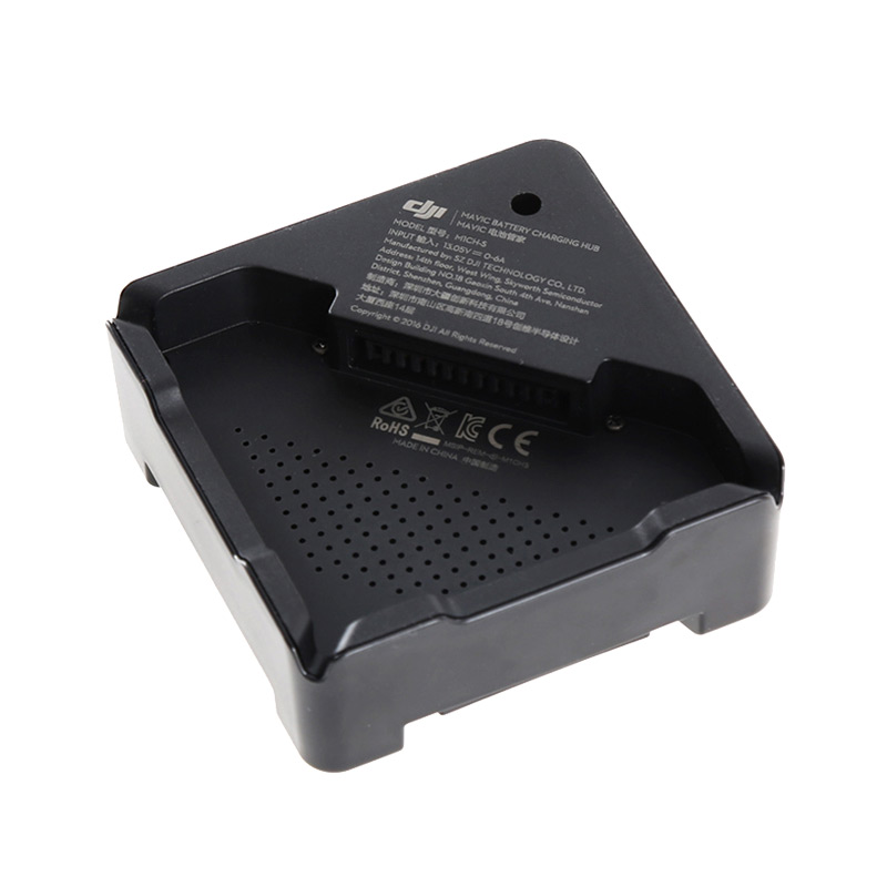 Original DJI Mavic Pro Battery Charging Hub Accessories can charge up to four Mavic intelligent flight batteries Mavic Parts mavic car charger used to charge the intelligent flight battery for dji mavic pro