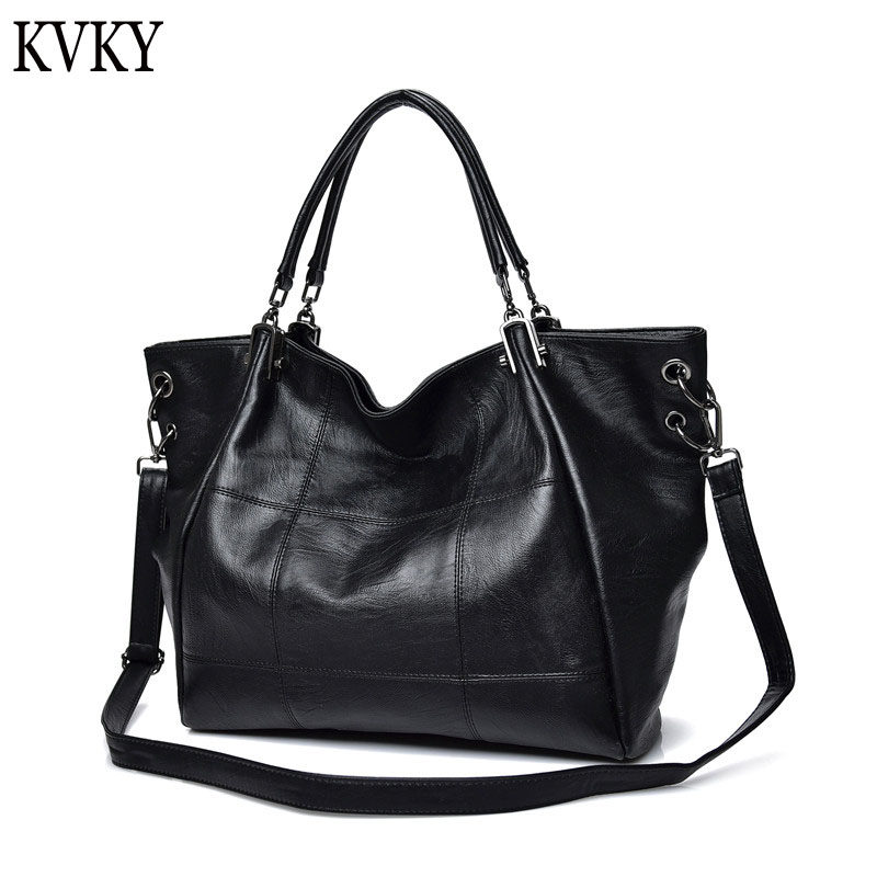 Women Handbag Female PU Leather Bags Ladies Portable Shoulder Bag Large Capacity Casual Totes Messenger Bags women pu leather messenger bag satchel ladies fashion crossbody shoulder bags high quality women s handbag large capacity totes