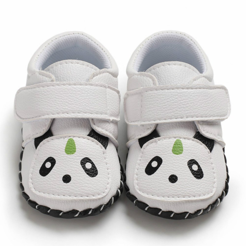 Cute Baby Kid Boys Toddler Infant Panda Shoes Soft Sole Crib Shoes Sneaker Summer Fashion Casual Shoes 0-18 Months