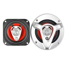 Автомобильный динамик 4 Ом 180 Вт 3 способа 2 шт 4 дюйма Автомобильная дверь авто аудио стерео портативный динамик s твитер аудио Авто звуковая коробка
