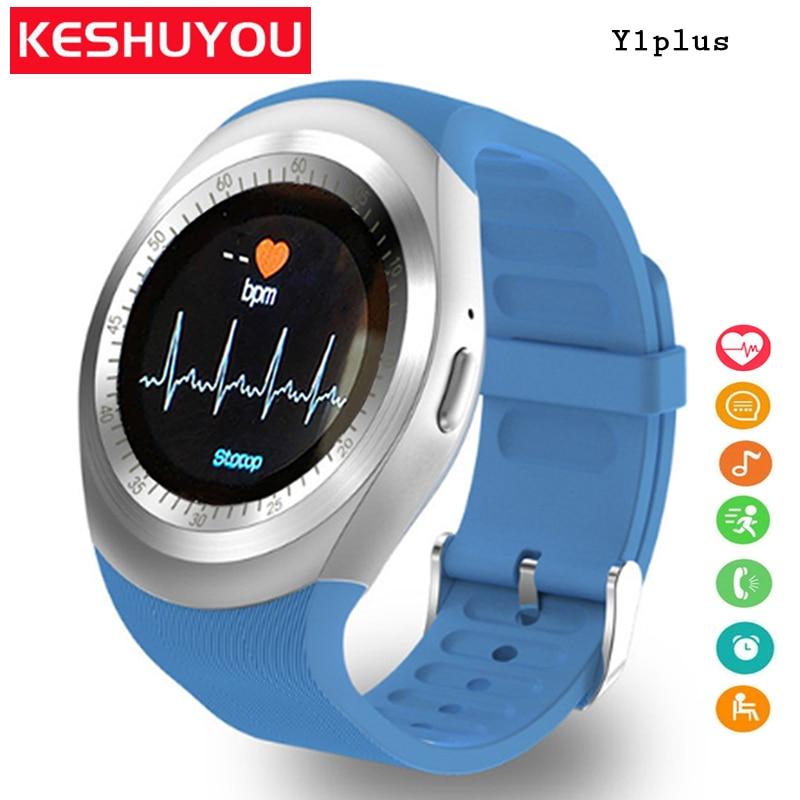 KESHUYOU inteligente reloj de los hombres de las mujeres/reloj inteligente Android/Ios Smart niños Smartwatch Android hombres/mujeres samsung/Xiaomi