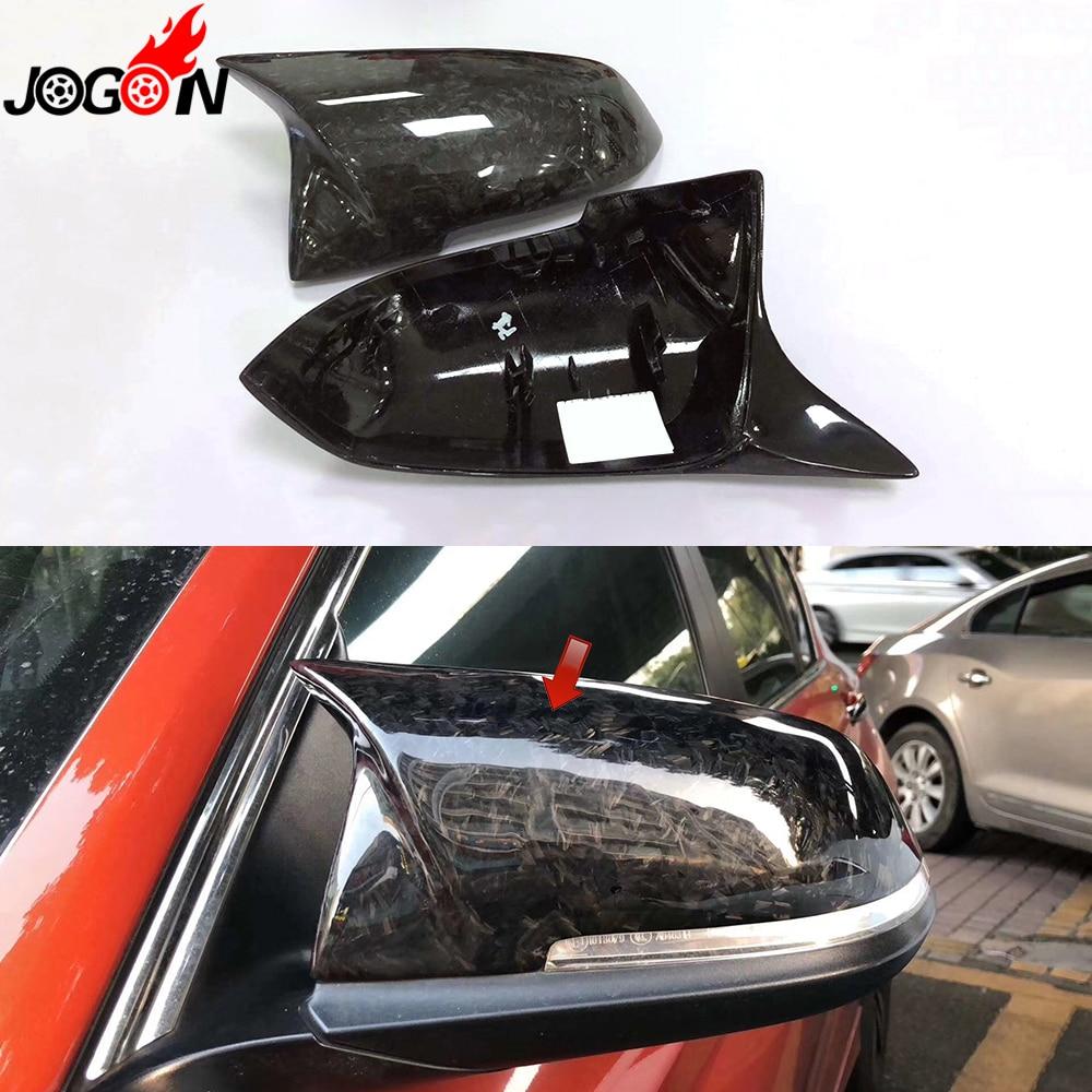 AN Forged Carbon Fiber For BMW 1 2 3 4 Series F20 F21 F22 F30 F31