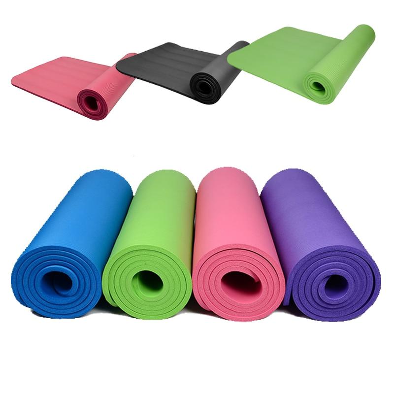 Yoga Mat Pad Non Slip Tapis De Fitness For Customer