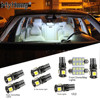Car Led Interior Light C10W W5W Replacement Bulbs For Audi Q7 Convenience Bulbs Dome Map Lamp