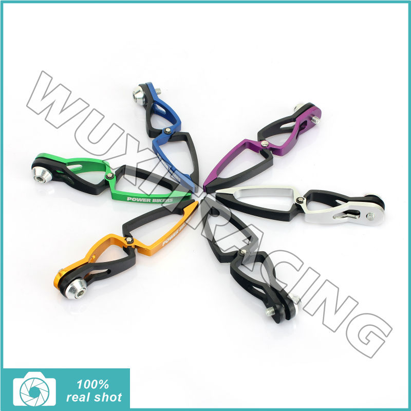 ФОТО High Quality Motorcycle Brake Line Clamps Clip Cable for YAMAHA BWS125 BWS-125 BWS 125 All Years CNC Machined Aluminium Alloy
