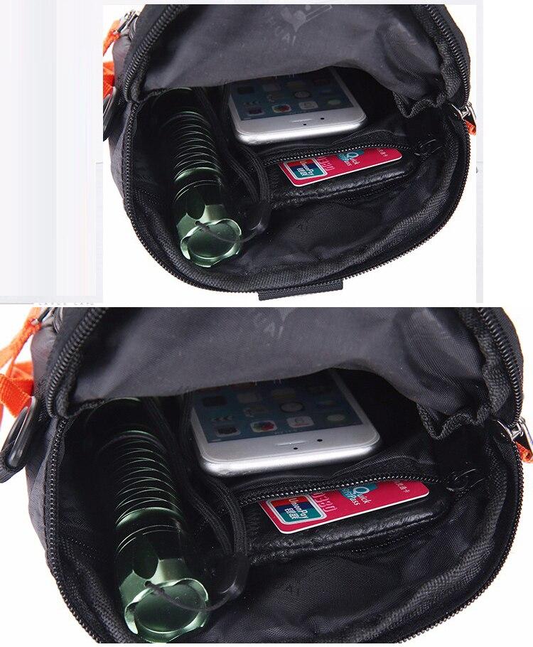Bag Corpo Cruz Bolsa de Viagem Saco