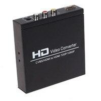 PLayvision CVBS HDMI TO HDMI converter can convert 480I NTSC 576I PAL format signal to 720P