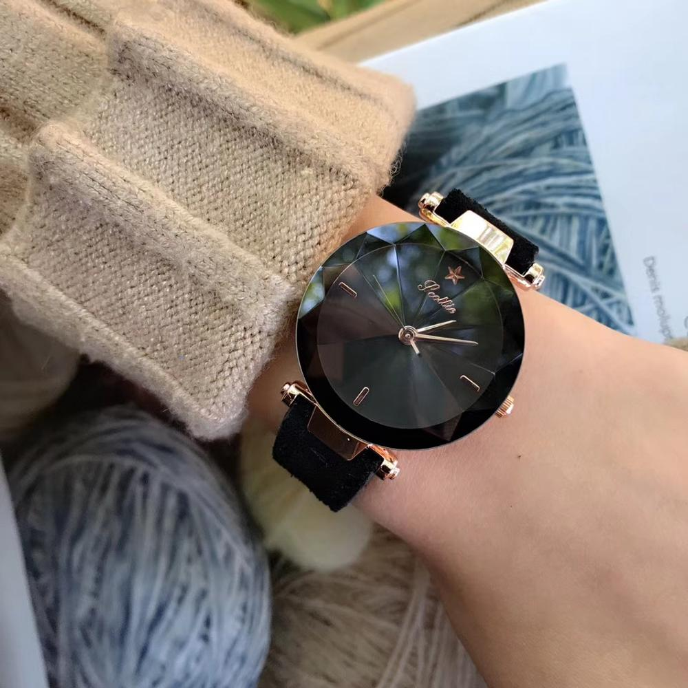 2018 hot sale sports styles quartz watch for women girls clock best gift | Fotoflaco.net