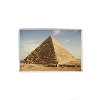 PYRAMID BEAUTY EGYPT HIGH QUALITY ACRYLIC REFRIGERATOR MAGNET EGYPT SOUVENIR