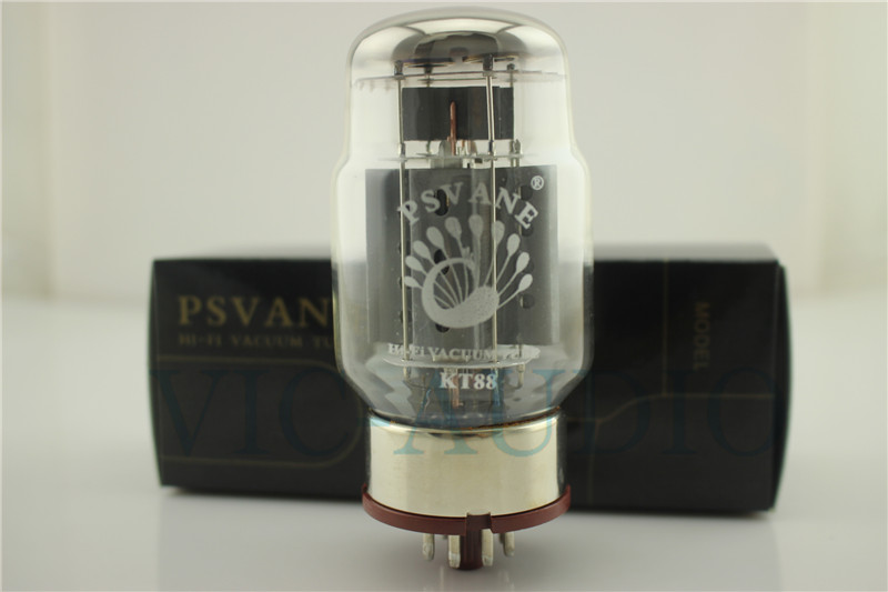 1Piece New Psvane Tube HIFI KT88 Electron Tube Replace 6550 6550C Vacuum Tubes Free Shipping 1piece new psvane tube wr50 tube 4pins tube free shipping