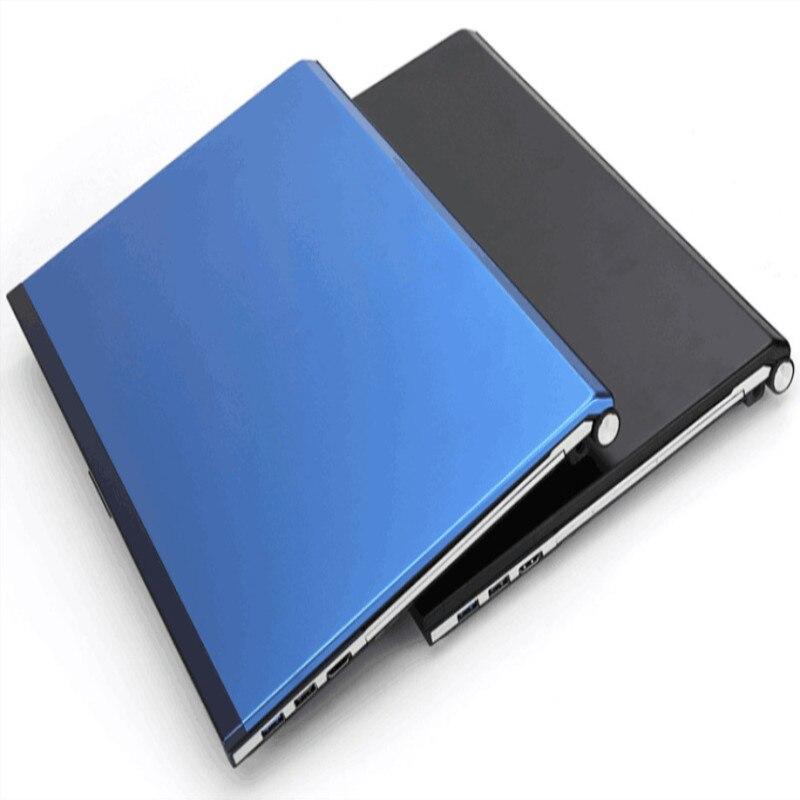 DeeQ portátil de 15,6 pulgadas 8 GB RAM 1000 GB HDD ordenador Intel Core i7 CPU Windows 7/10 sistema portátil