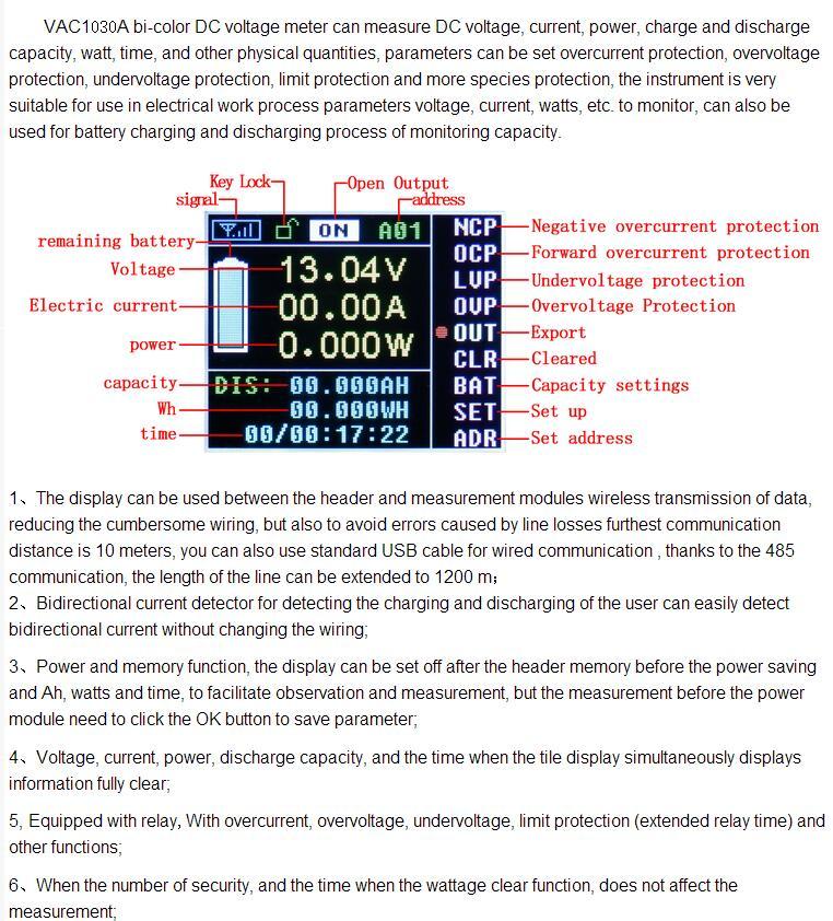 амперметр цифровой цена