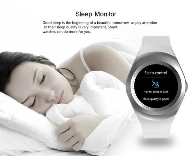 New Smart Bracelet for Women Men Touch Screen Customized Gift Sleep Monitoring Health Sports Bracelet Bluetooth Pedometer