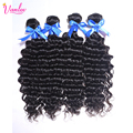 8A Malaysian Curly Hair Bundles Malaysian Virgin Hair Deep Wave 3 Bundles New Arrival Deep Curly Weave Human Hair Extensions