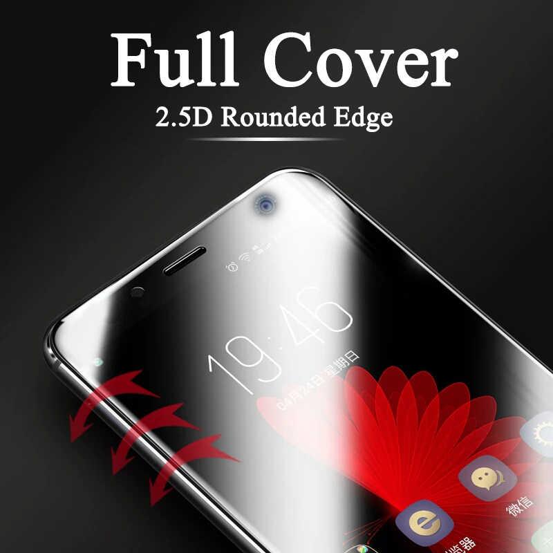 Protección de vidrio en el teléfono para ZTE Blade V8 Nubia Z17 Z11 Mini S Axon 7 vidrio templado Z 11 17 protector de pantalla V 8
