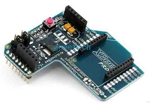 Geeetech XBee щит RF модуль для Iduino UNO Mega Due Nano Leonardo R3