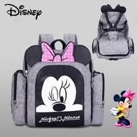 Disney Dining Chair Bag Multifunctional Diaper Bag 2019 New Stlye Waterproof Mother Handbag Nappy Backpack Travel Mummy Bags