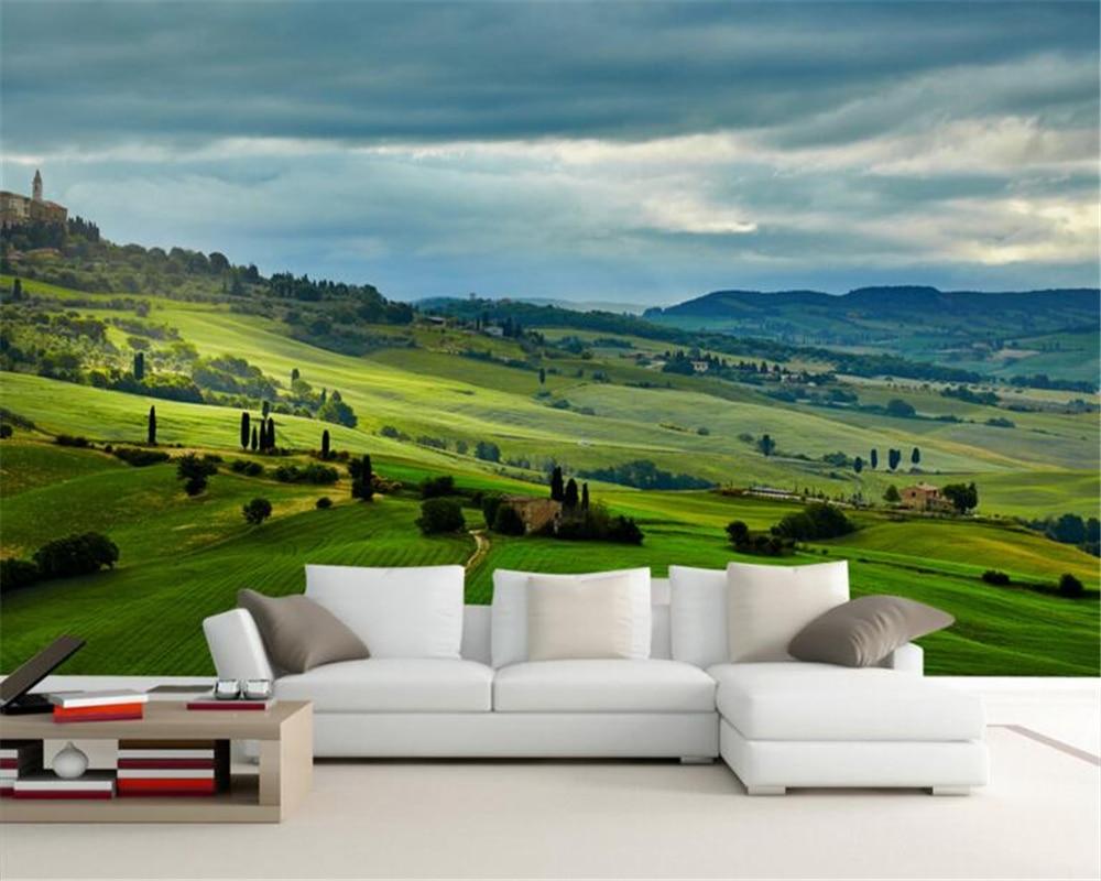Scenery Wallpaper For Bedroom Online Buy Wholesale Wall Scenery Wallpaper From China Wall