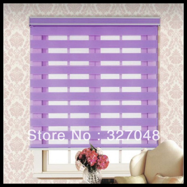 Cheap Window Blinds Purple Curtains And Brown Curtains For Living Room With Free Shipping China