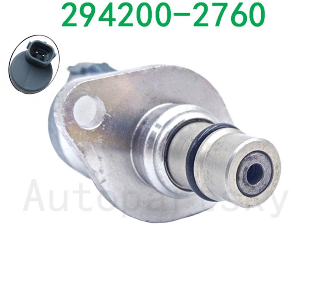 294200 2760 2942002760 Hi Q Remanufactured Fuel Pump Suction Control Valve For MITSUBISHI L200 DI D