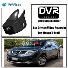 купить For Nissan X-Trail / Car Driving Video Recorder DVR Mini Control APP Wifi Camera Black Box / Registrator Dash Cam Original Style по цене 4162.53 рублей