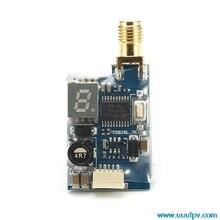 upgrade TS5823L 5 8G 200mW 40CH Mini Wireless AV Audio Transmitter Module for FPV RC QAV250