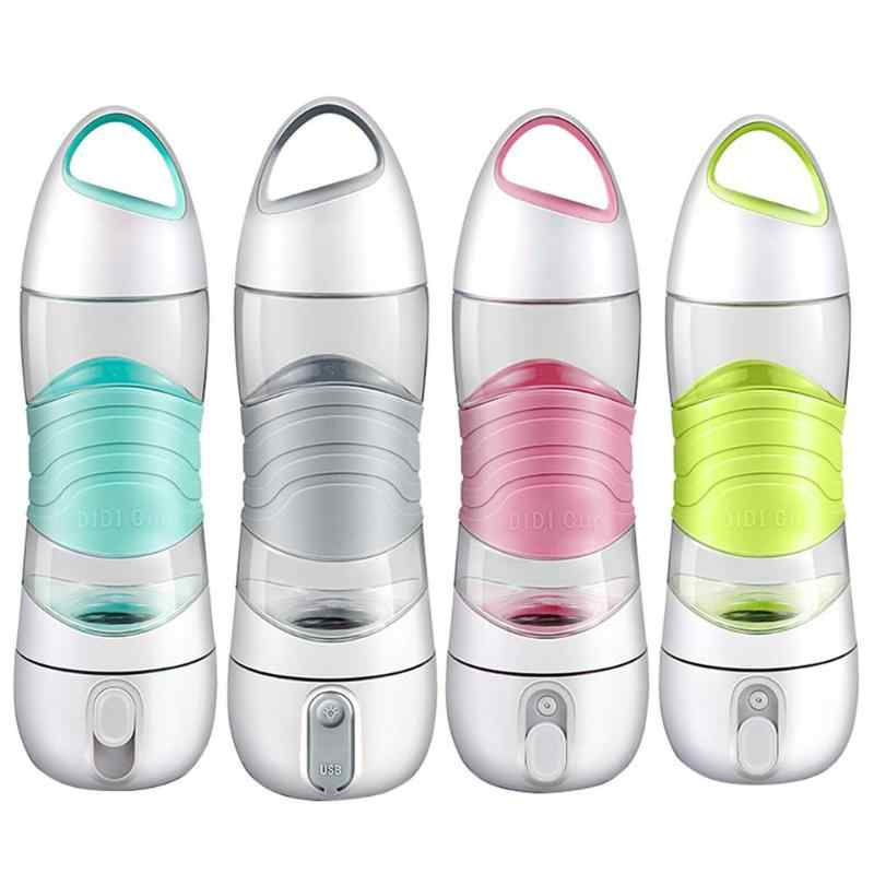 Drip Sports Beauty Water Bottle Refreshing Exercise Drink Multi-function Lighting Spray Humidifier Water Bottle