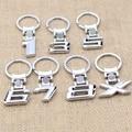 2016 Zinc Alloy Car Logo Key Chain Key Ring Keyring For BMW X/1/3/5 6/7/8 Key Holder Free Shipping