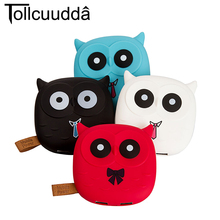 CNPOWER Cute Cartoon Owl Power Bank Portable Charger Battery for iPhone for Xiaomi Mobile Phone Small Battery Charger Powerbank