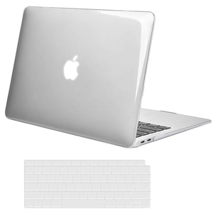 Image 4 - MOSISO クリスタルマットケースカバー Macbook Air の 11 空気 13 インチ A1466 A1932 Mac プロ 13 15 網膜 A1706 A1708 A1989