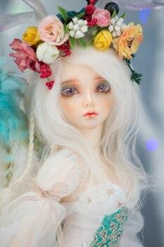 AQK  1/4  BJD/  Doll--Rendia  Humanoid dolls   delicate man    Free eyes