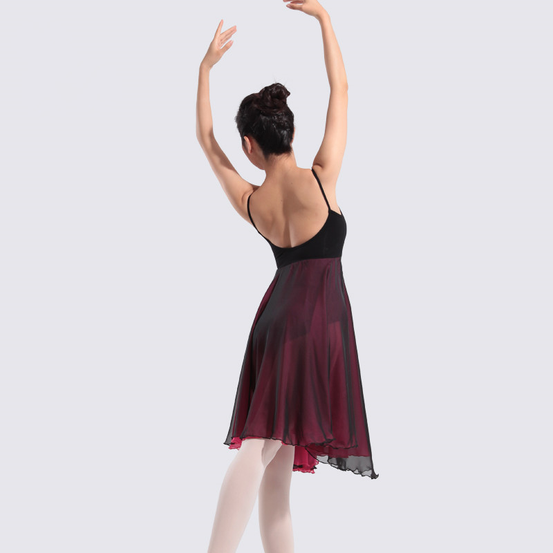 Justaucorps Ballet Tutu Gymnastique Maillot De Bain lT1cJF3K
