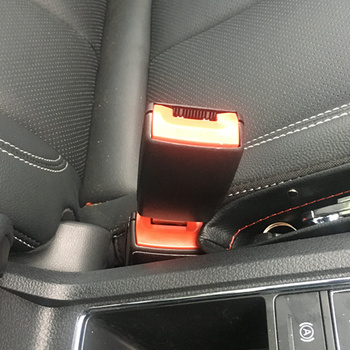 1 Uds para Clip para cinturón de seguridad de coche extensor para Mazda 2 5 8 Mazda 3 Mazda Axela 6 Atenza CX-3 CX-4 CX-5 CX5 CX-7 CX-9 323 m3