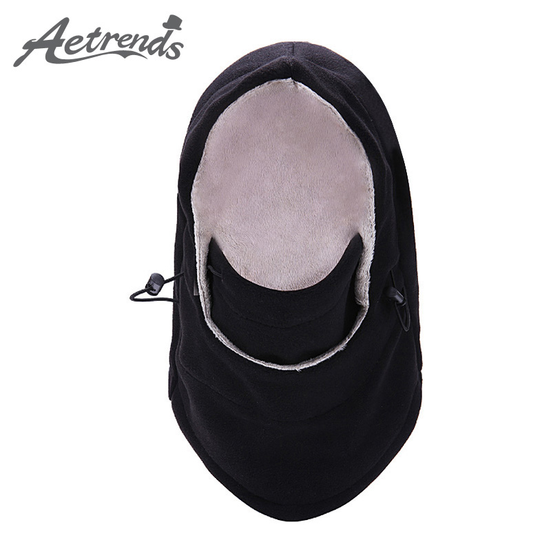 [AETRENDS] New Winter Hats Skull Motorcycle Balaclava CS Face Mask Z-1897 airsoft adults cs field game skeleton warrior skull paintball mask