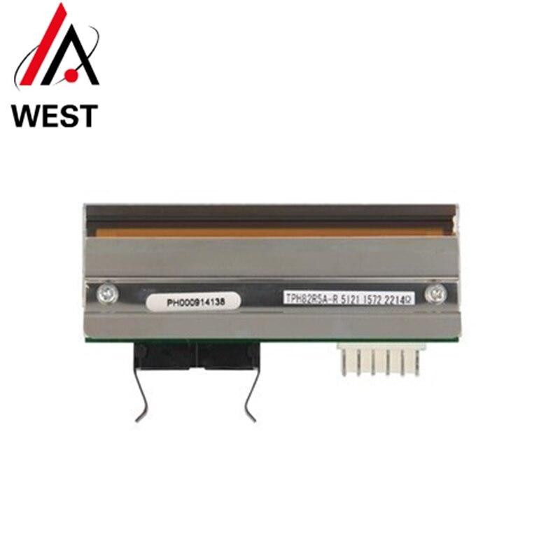 Free shipping brand new original Zebra 110XIIII 600dpi print head label head 110XI3 plus 609dpi Barcode head G47500M(China)